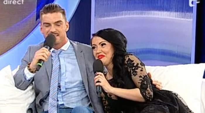 VIDEO Andreea Mantea şi Bogdan Vlădău petrec Valentine's Day în Las Vegas