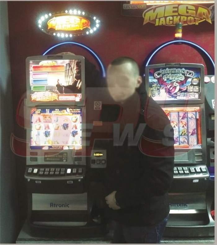 Viorel Lis şi-a găsit naşul! El a câştigat 45.000 de euro la păcănele!