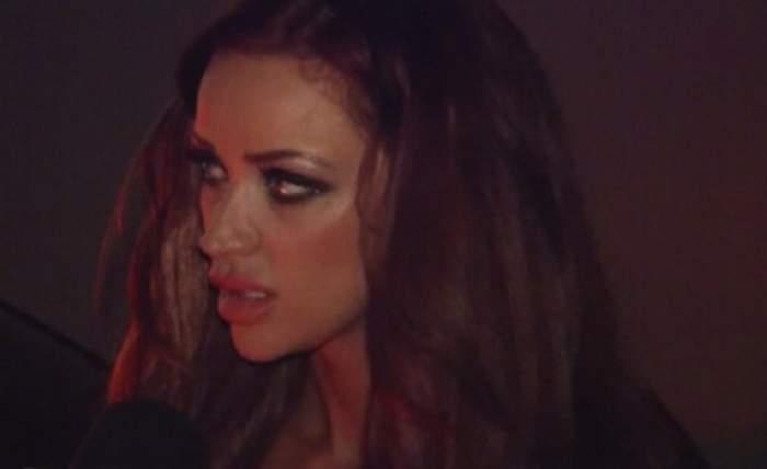 """Bianca: """"Anda Adam minte! Victor a sunat-o de faţă cu mine, eu ştiu că au vorbit, chiar şi astăzi"""""""