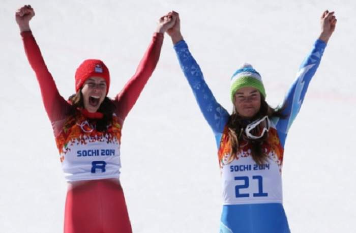 Premieră în lumea sportului! S-a întâmplat pentru prima dată la Jocurile Olimpice de la Soci!