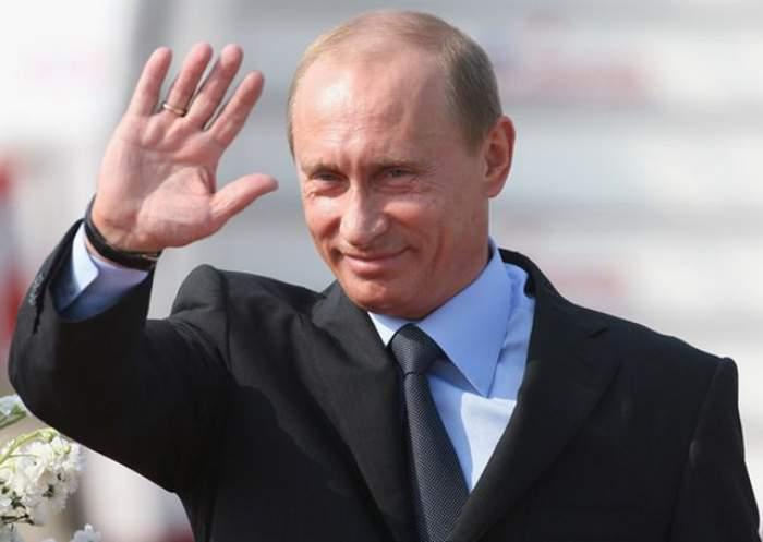 VIDEO Bat clopotele de nuntă în Rusia! Vladimir Putin s-ar fi căsătorit în secret