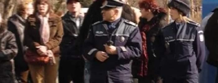 Incident şocant în Capitală! Infractor periculos, prins cu focuri de armă