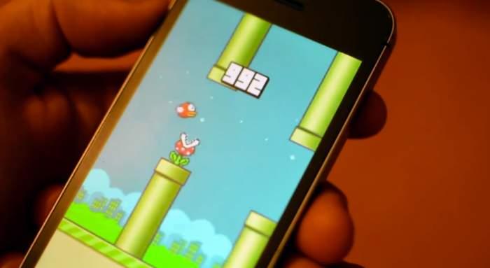VIDEO Nu o să ghiceşti niciodată ce se întâmplă la nivelul 999 la Flappy Bird! Dacă eşti jucător trebuie să vezi asta!