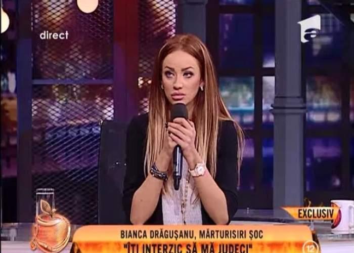"""VIDEO ŞOCANT! Bianca i-a luat locul lui Capatos? Uite-o la pupitrul de prezentator de la """"Un Show Păcătos"""""""