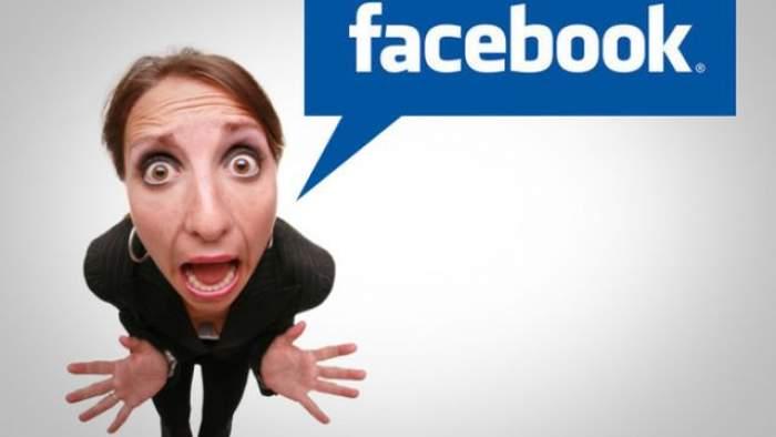 Studiu uluitor! Cum sunt în realitate persoanele populare pe Facebook