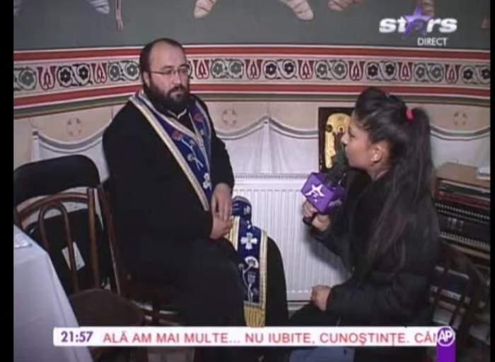 VIDEO Duhovnicul Iuliei Ionescu, tânăra care a plecat de acasă, s-a decis să vorbească! Uite ce a zis