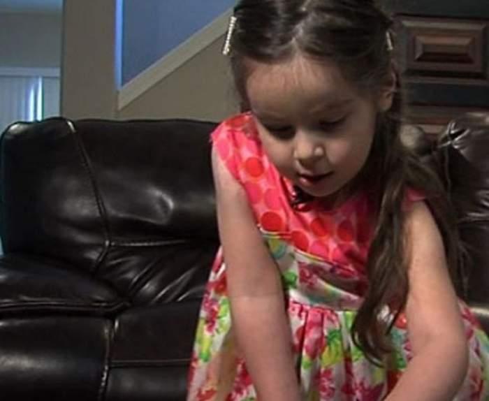 VIDEO Are 3 ani şi un IQ egal cu cel al lui Albert Einstein! E incredibil ce poate face fetiţa care a uimit întreaga lume