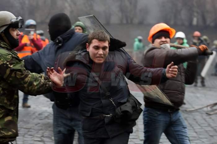 IMAGINI LIVE din cel mai SÂNGEROS loc din Europa. Ucraina este sub asediul groazei