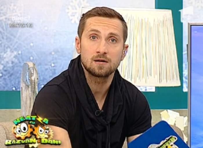 Dani Oţil a făcut o dezvăluire bombă! Nu te aşteptai la asta din partea prezentatorului TV!