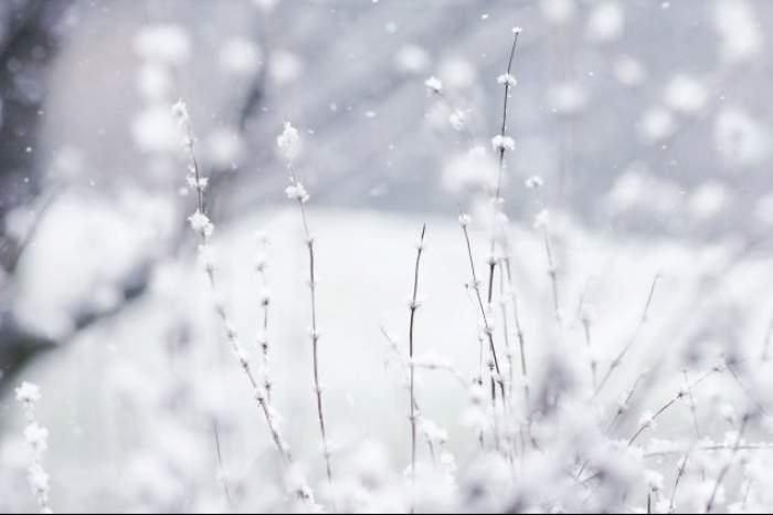 Vine iarna din nou! Vezi anunţul făcut azi de meteorologi