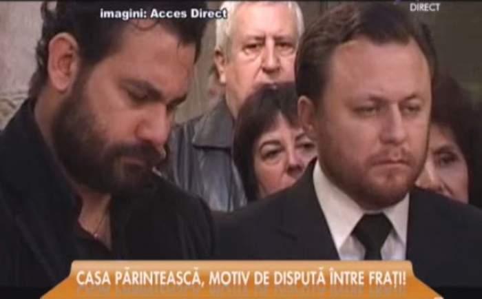Fraţii Dolănescu continuă să se certe prin tribunale pentru casa părintească! Suma la care se ridică proprietatea ar putea să distrugă orice legătură de rudenie dintre cei doi