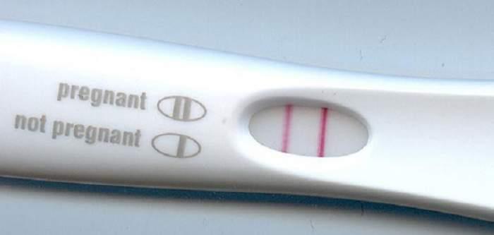 SURPRINZĂTOR! Ce indică un test de sarcină dacă e făcut de un bărbat! Nu te aşteptai la aşa ceva!