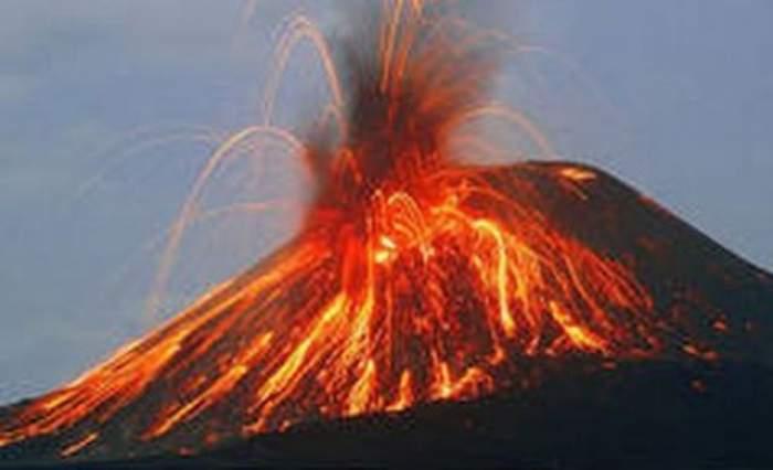 Încălzirea globală este stopată de erupţiile vulcanice! Vezi cum este posibil