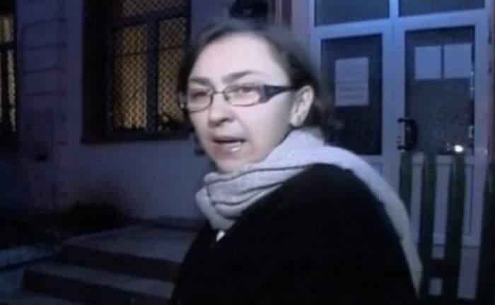 Învăţătoarea şpăgară a fost scăpată de poliţie! Dana Blându, premiată cu NUP
