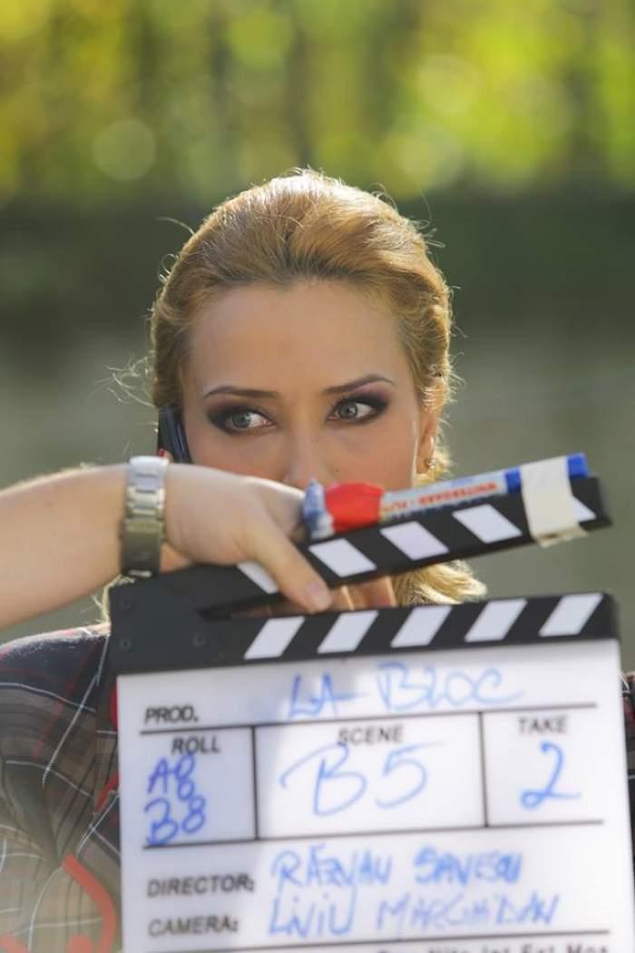 """Iulia Vântur vorbeşte despre producţia bollywoodiană în care va apărea şi Salman Khan. """"A început în glumă... """""""