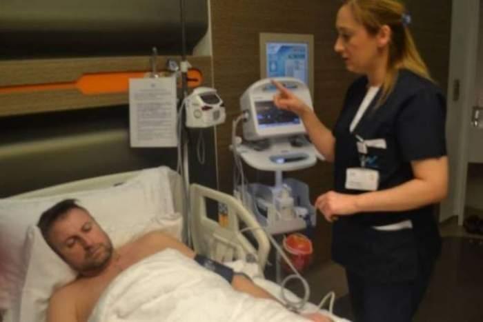 Recomandare şocantă din partea medicilor turci! Botezatu  are interzis să se odihnească şi să se relaxeze!!!