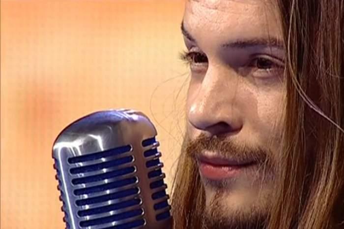 FOTO de senzaţie! Uite cum arăta Alex Maţaev la 16 ani, cu părul scurt şi fără barbă