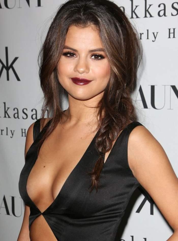 A luat-o razna după despărţirea de Bieber! Selena Gomez, internată la dezintoxicare