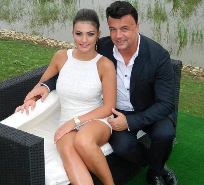 Fata lui Adrian Enache o atacă dur pe Iuliana Marciuc. Uite ce cuvinte pline de ură i-a adresat adolescenta iubitei  tatălui său