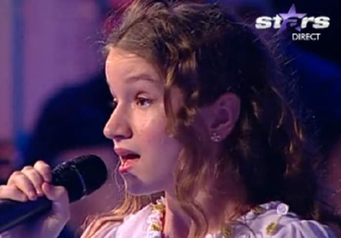 VIDEO Trebuie s-o asculţi pe micuţa din imagine! Fata are o voce excepţională