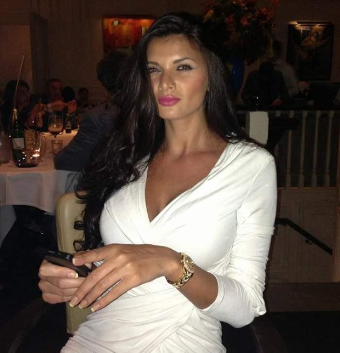 Iubitul arab investeşte mii de euro în Ramona Gabor! Uite cât de fericită e bruneta