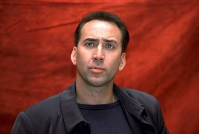 VIDEO Nicolas Cage a filmat pe holurile Politehnicii. Uite cum au rămas surprinşi studenţii la vederea actorului
