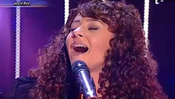 VIDEO Nicole Cherry a lăsat mască juraţii! Până şi Mariah Carey ar lăcrima dacă ar auzi-o