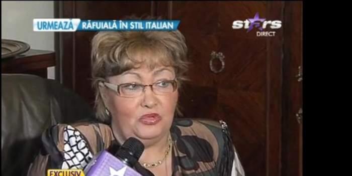 Mărioara Zăvoranu, cu ochii în lacrimi la TV! Uite ce declaraţie emoţionantă a primit! Ţi se face pielea de găină