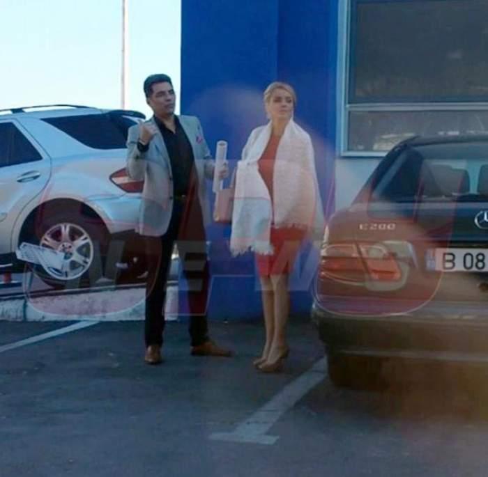 VIDEO Marcel Toader şi-a tras şoferiţă nouă pentru maşina veche