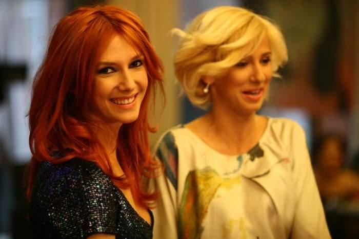 Uite cum a cerut-o Dana Rogoz pe Adela Popescu de... naşă. Momentul a fost unul incredibil