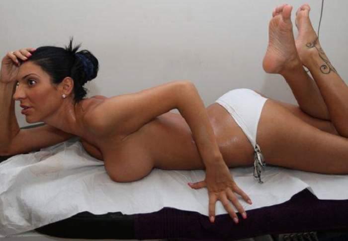 Sora Andreei Tonciu îşi pozează posteriorul! Bruneta va înnebuni când va vedea ce fotografie şi-a postat adolescenta pe Facebook!