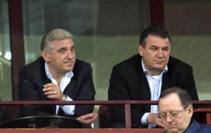 Un italian va prelua firma de impresariat a fraţiilor Becali! Nu a fost ales la întâmplare!