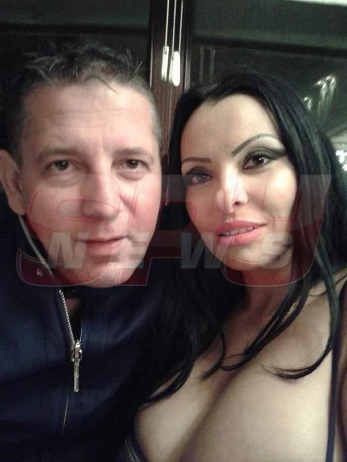 Așa o visează Costin Mărculescu pe Mona de la Taraf! Fotografii neretuşate cu bruneta visurilor lui!