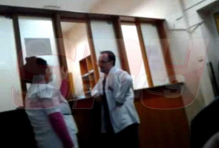 VIDEO EXCLUSIV Primele imagini cu doctorul Calu la Spitalul Elias, după tragedia din Apuseni!