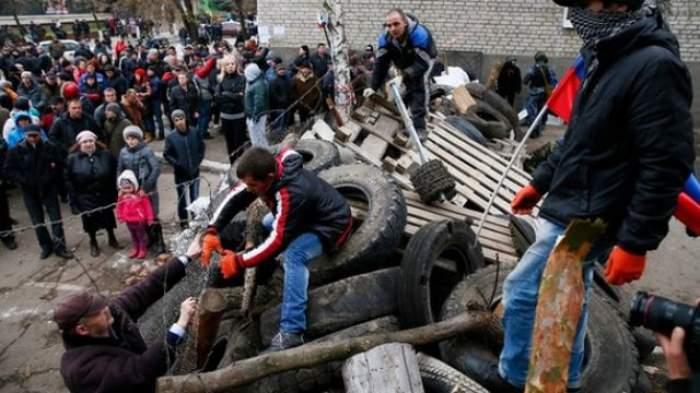 Atac armat în Ucraina! Patru persoane au fost ucise în această dimineaţă