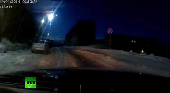 VIDEO Un obiect neidentificat a fost filmat pe cerul din Rusia! Autorităţile sunt în alertă!