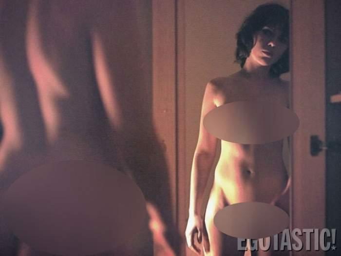 FOTO 18+ Scarlet Johansson a acceptat să filmeze GOALĂ! Imaginile incendiare cu actriţa au făcut înconjurul lumii!