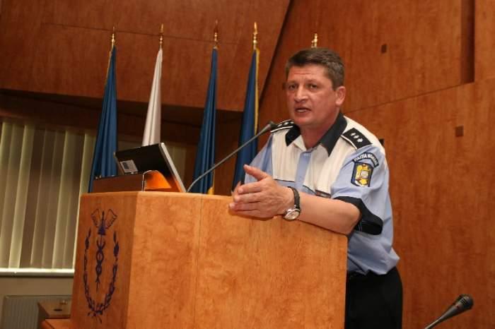 Scandalul Căpâlnaş l-a lăsat fără funcţie pe şeful Poliţiei Rutiere!