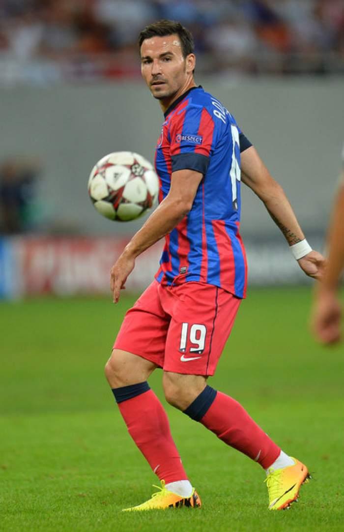 Pe Adi Cristea îl paşte falimentul! Fotbalistul va ajunge la război dacă Steaua nu-i dă banii nici azi!