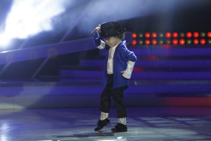 Micul Michael Jackson a câştigat finala de popularitate Next Star! David este cel mai popular copil din acest sezon!