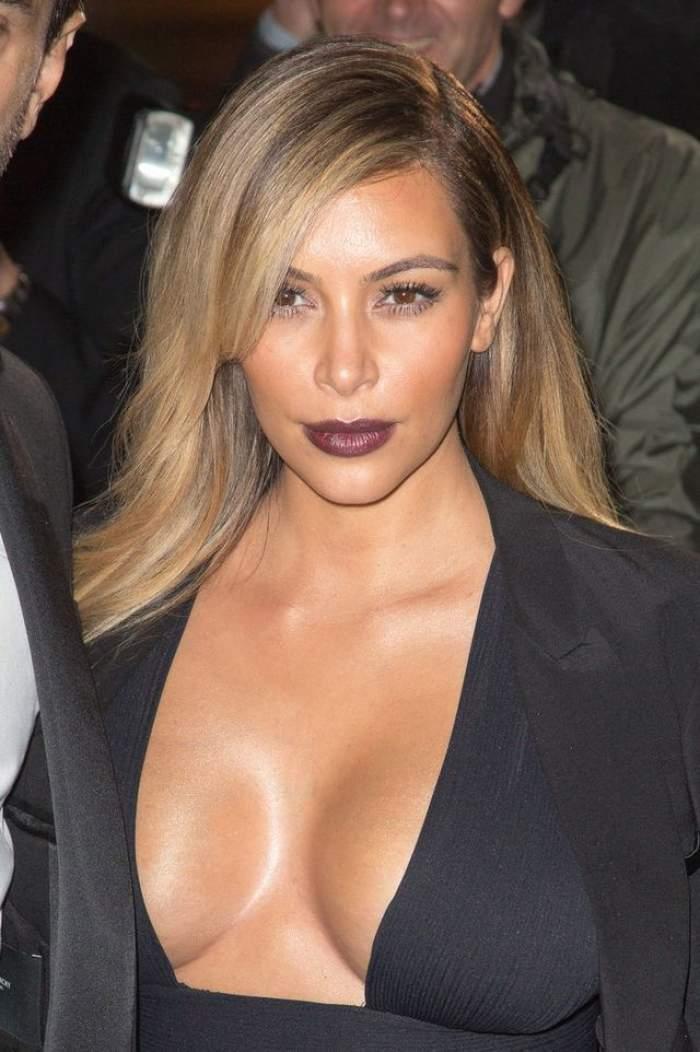 A fost considerat sexy, însă acum arată îngrozitor! Posteriorul lui Kim Kardashian s-a mărit considerabil