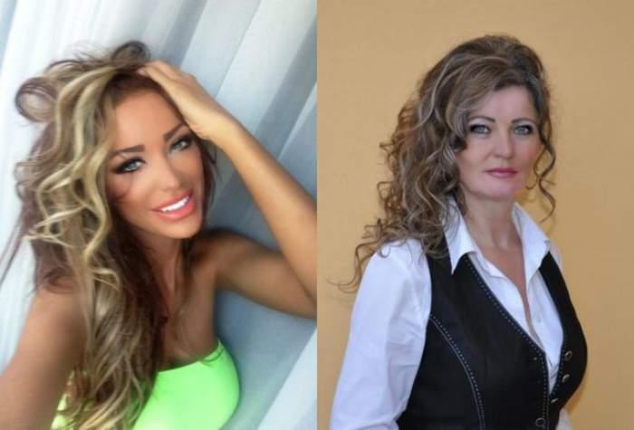 """""""Lupul îşi schimbă părul, iar lupoaica, hop şi ea!"""" Mama Biancăi Drăguşanu imită toate schimbările de look ale fiicei sale"""