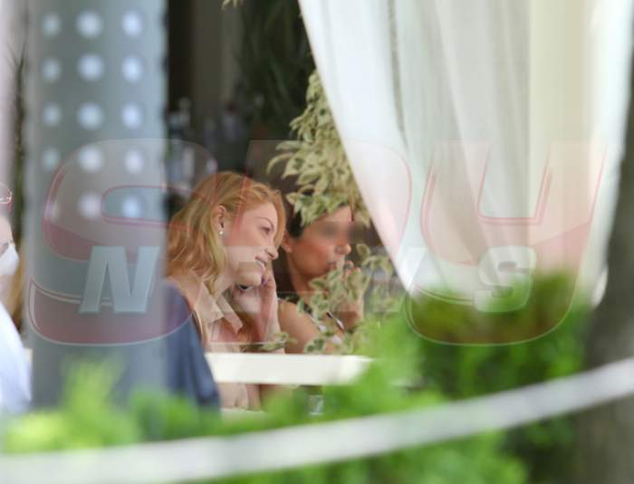 VIDEO Sunt divorţaţi, dar s-au întâlnit în secret. Cristian Boureanu şi Valentina Pelinel pun ţara la cale. Imagini explicite!