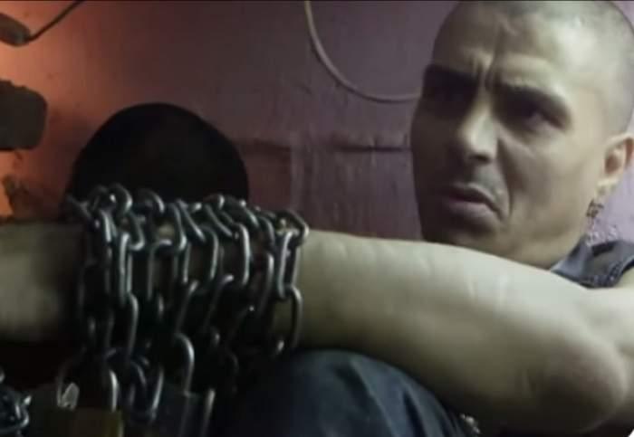 Nici în filmele cele mai dure nu vezi aşa ceva! Imagini şocante din oraşul secret de sub Bucureşti!