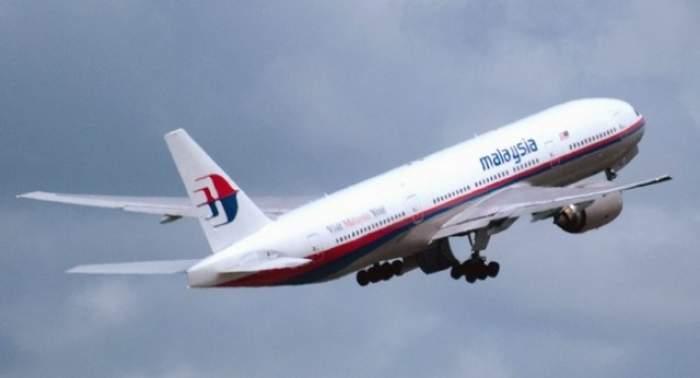 Anunţ şocant despre avionul dispărut din Malaysia!