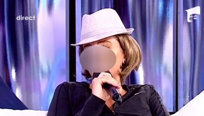 VIDEO Imagini şocante! Silvia Pop şi-a tăiat nasul! Uite cum arată acum!