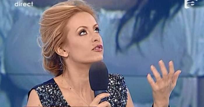 Simona Gherghe, clipe de COŞMAR, în trafic! Ce i s-a întâmplat îndrăgitei prezentatoare