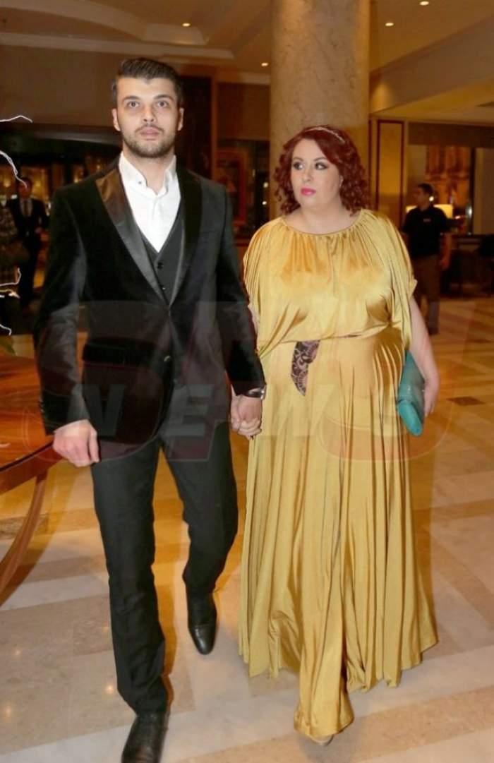 Motivul pentru care soţul Oanei Roman a ajuns cu piciorul în ghips chiar înainte de nuntă!