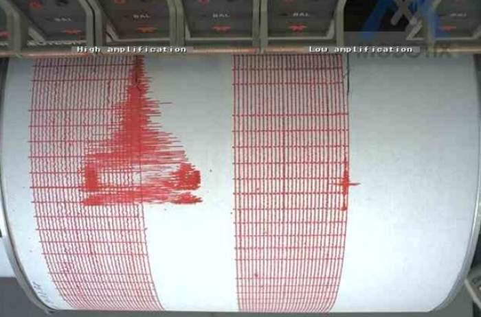 """A avut loc un nou seism: """"Cutremurul a fost destul de puternic şi a speriat populaţia"""""""