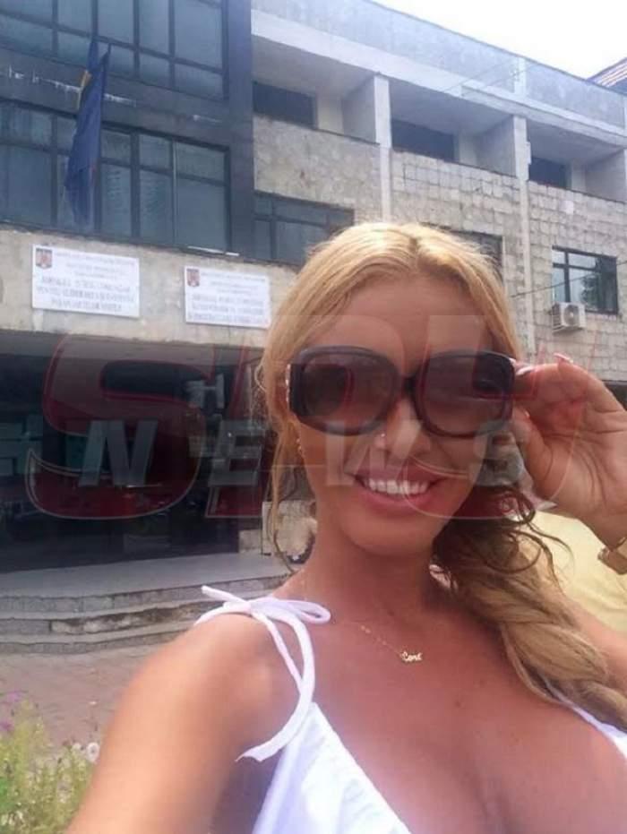 """EXCLUSIV!!! Primele imagini cu noul bolid al Loredanei Chivu! """"Păcătoasa"""" a vândut mașina blestemată de Leo și și-a luat una de două ori mai scumpă"""
